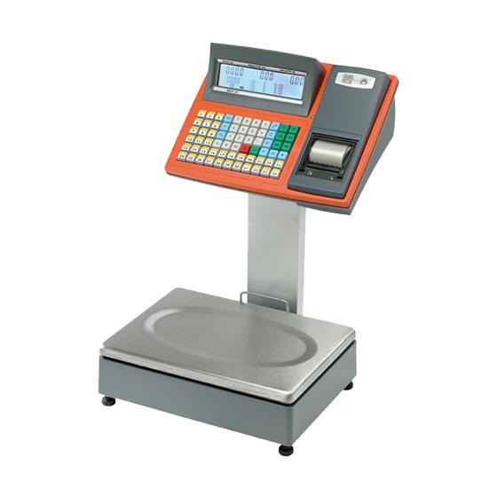 Imagem da balança comercial MACH120