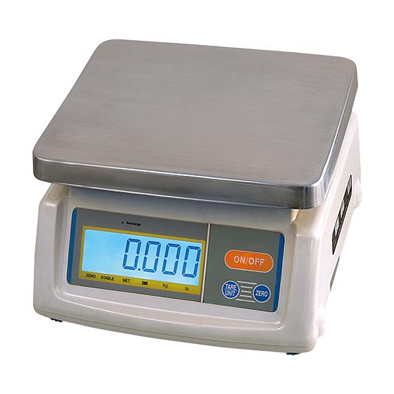 Fotografia da balança peso BL100