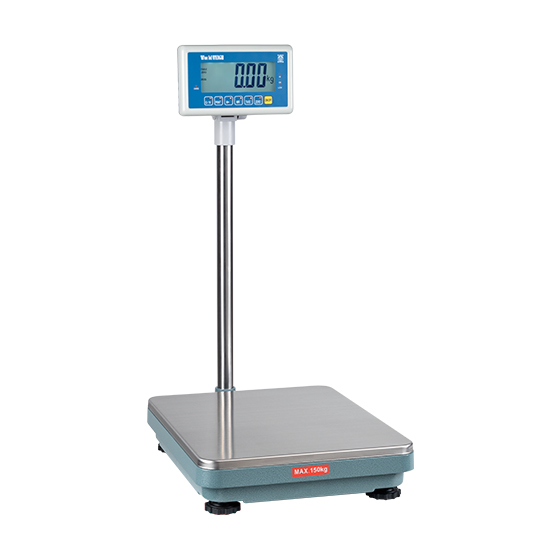 Fotografia da balança peso B200