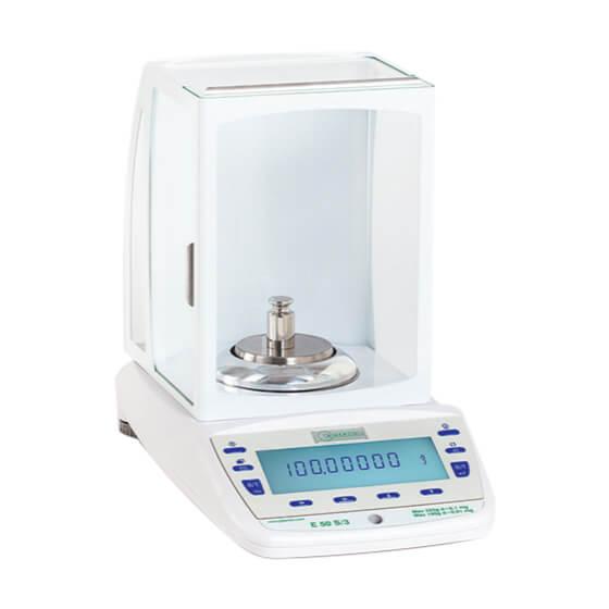 Imagem da balança analítica digital - E50S/3