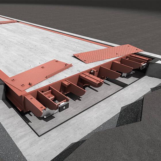 Ponte-báscula SBP-CO - Ideal para pesar carros - Cachapuz