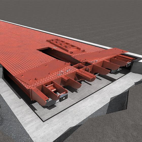 Ponte-báscula SBP/M Cachapuz