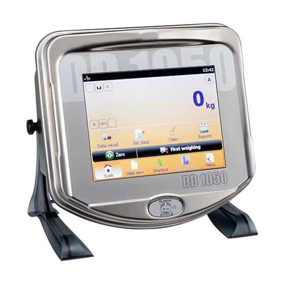 Imagem da solução de pesagem para balança de carga - DD1050