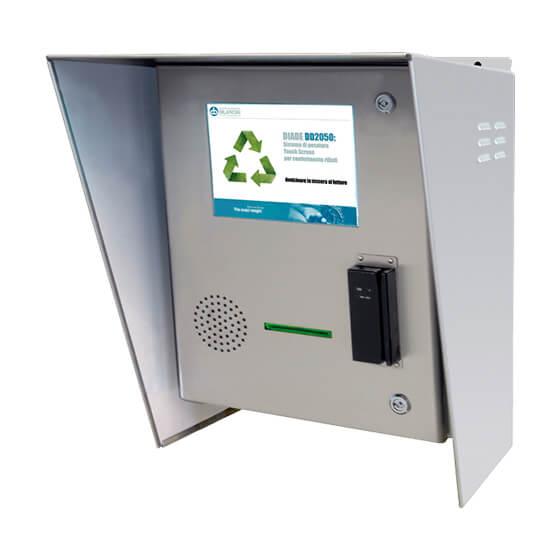 Imagem do controlador de peso para balança autónoma - DD2050