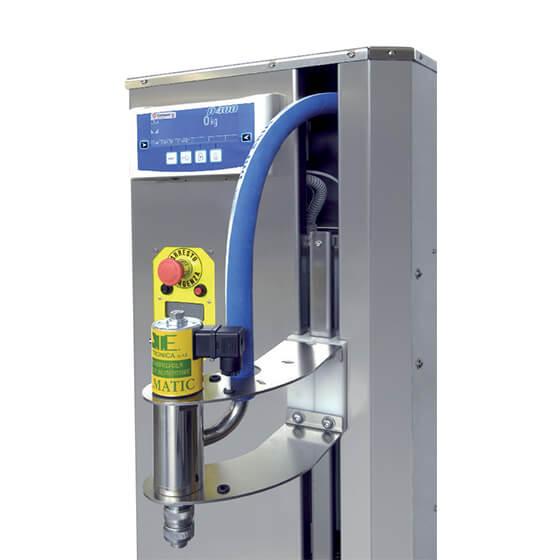 Imagem da máquina de enchimento de garrafas - CB OIL 10 - CB OIL 10