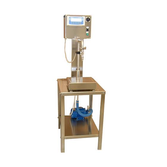 Imagem da máquina de enchimento de líquidos - CB OIL L